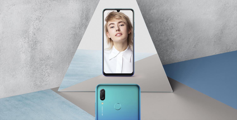 Huawei P smart 2019 - aparat
