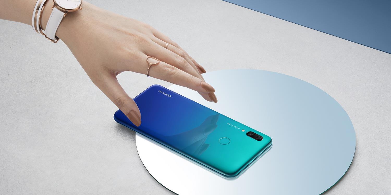 Huawei P smart 2019 - zabezpieczenia