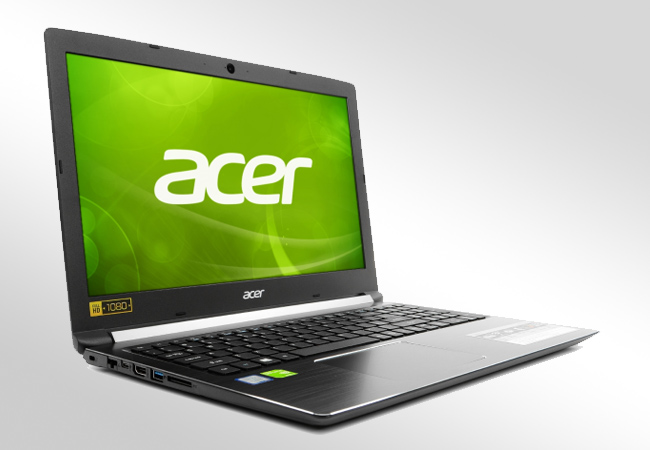 Acer Aspire 5 - Front