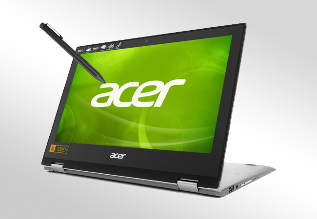 Acer Spin 1 - Front