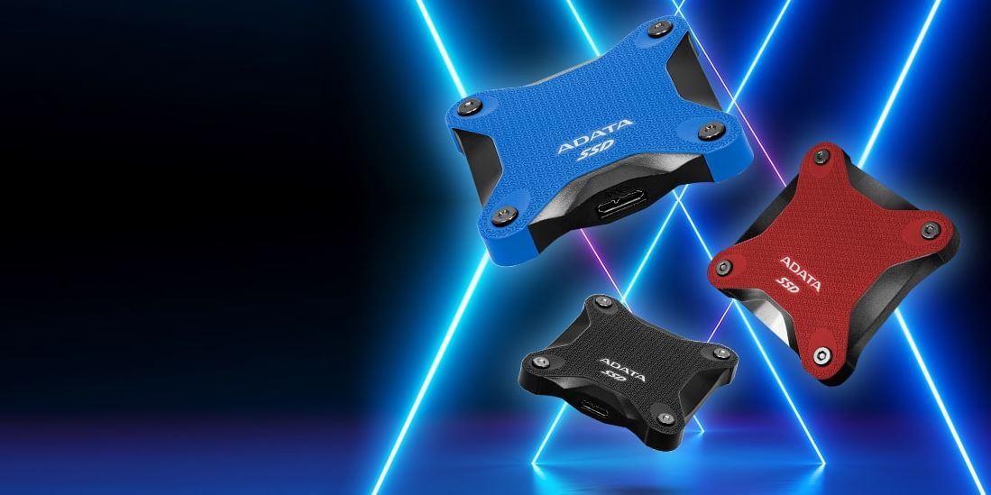 Adata SD600Q SSD - Wydajność