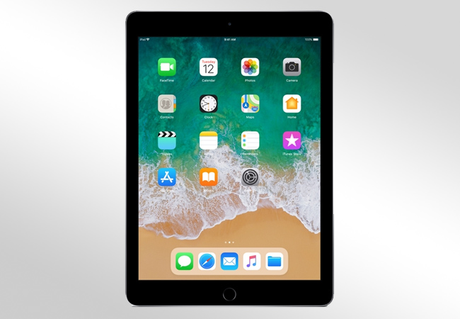 Apple iPad 2018 - wygląd