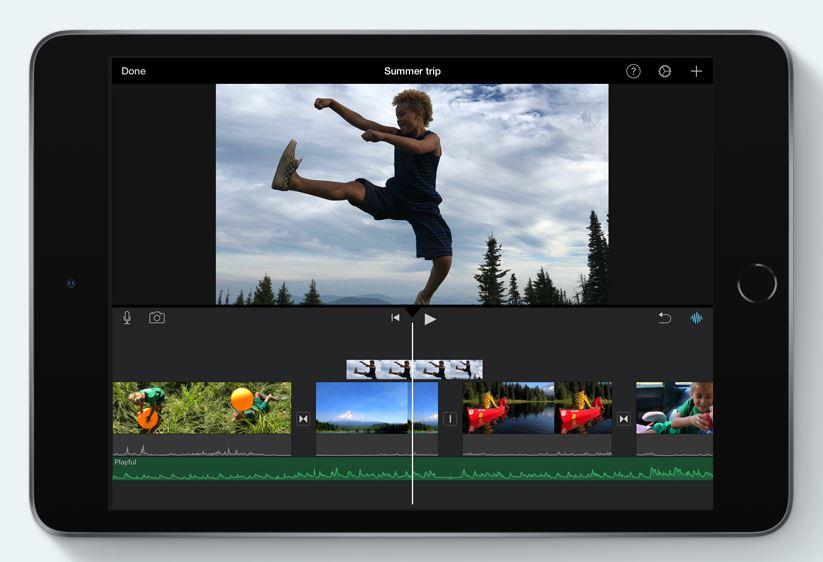 Apple iPad mini (2019) - Aparat