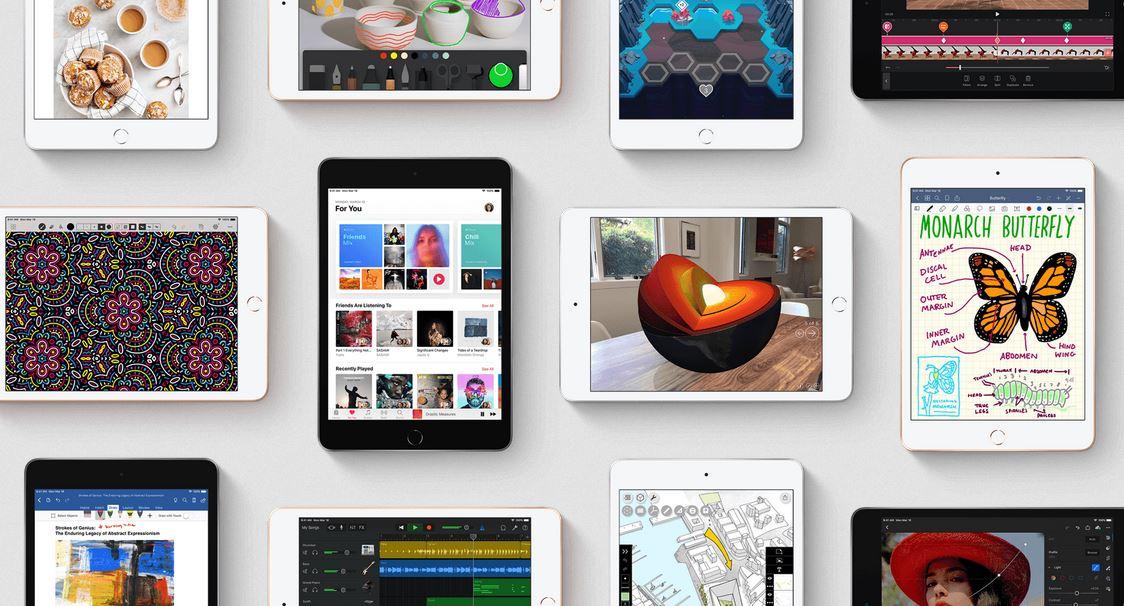 Apple iPad mini (2019) - Warianty
