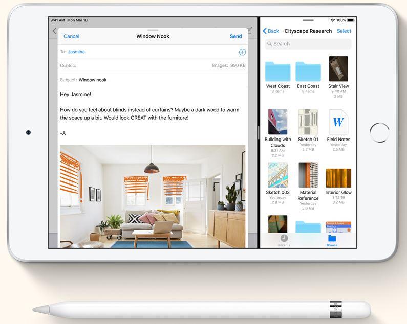 Apple iPad mini (2019) - Wolodotykowy ekran
