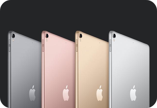 Apple iPad Pro 10.5 - dostępne kolory