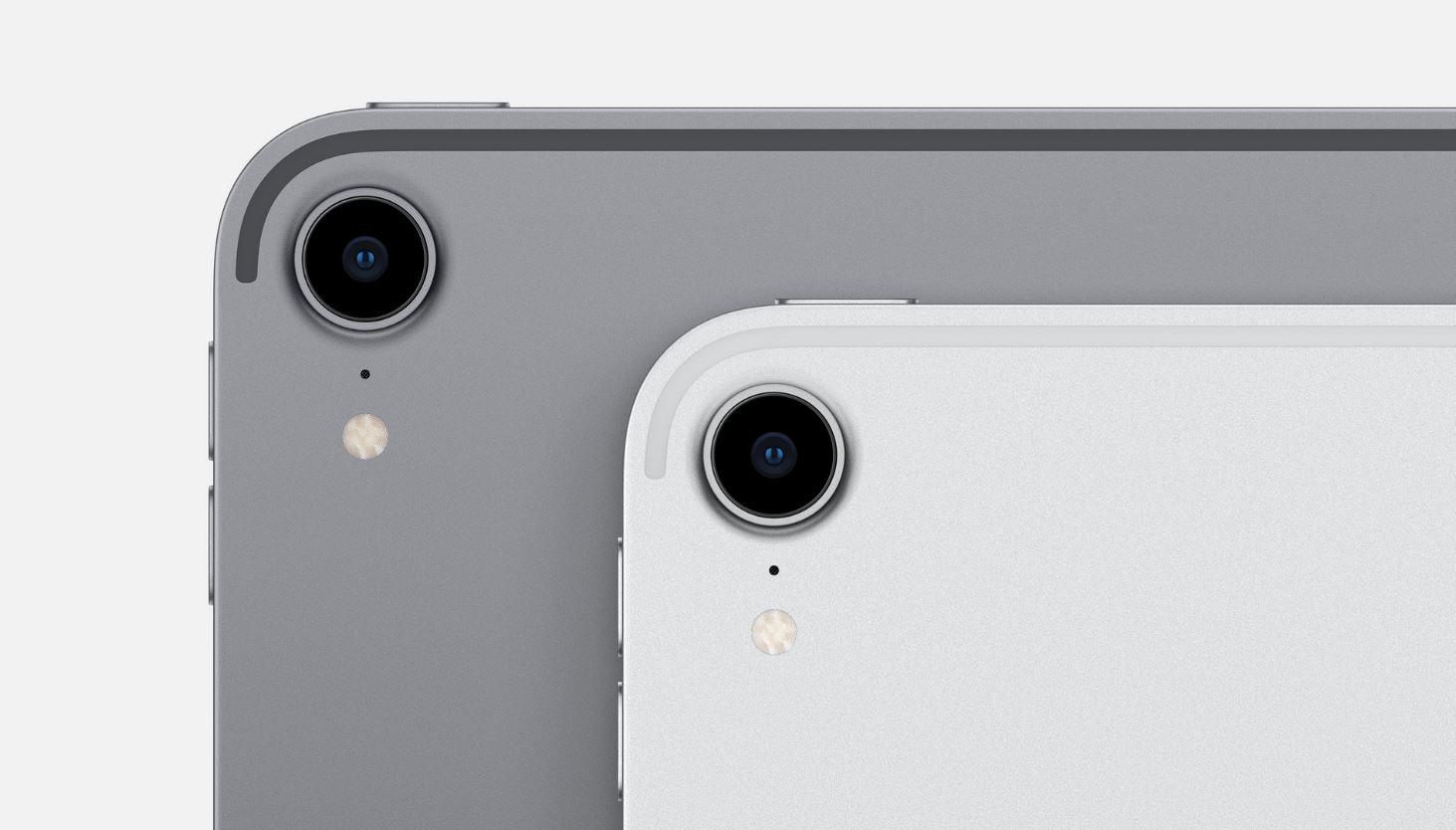 "Apple iPad Pro 12,9"" (2018) - Aparaty"