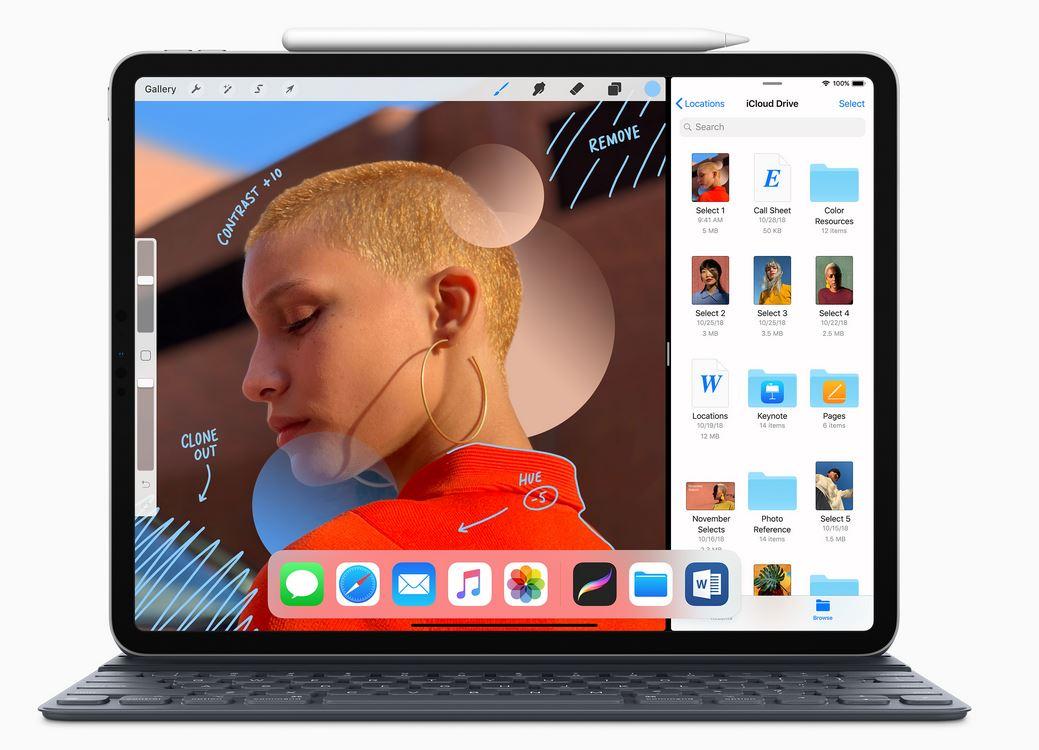 "Apple iPad Pro 12,9"" (2018) - Liquid Retina"