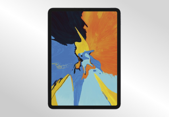 """Apple iPad Pro 12,9"""" (2018) - Front"""