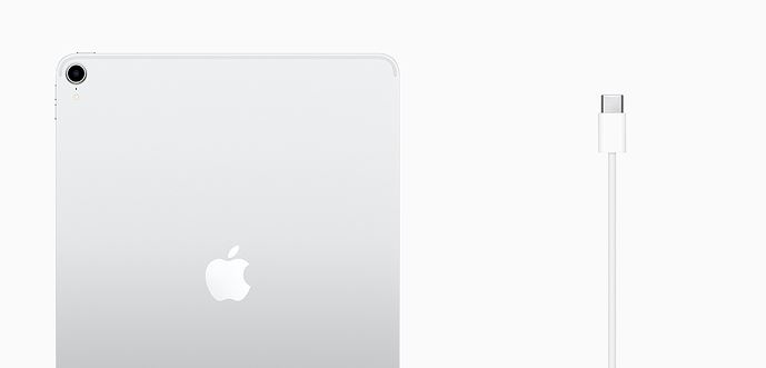 "Apple iPad Pro 12,9"" (2018) - USB C"