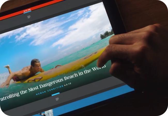Apple iPad Pro 12.9 - ekran Retina