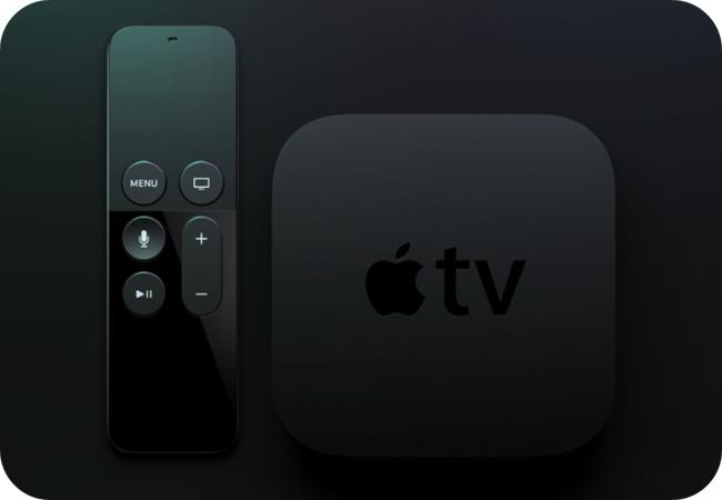 Apple TV - wygląd zewnętrzny