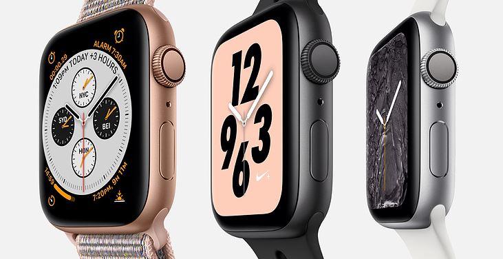 Apple Watch Series 4 - Konstrukcja
