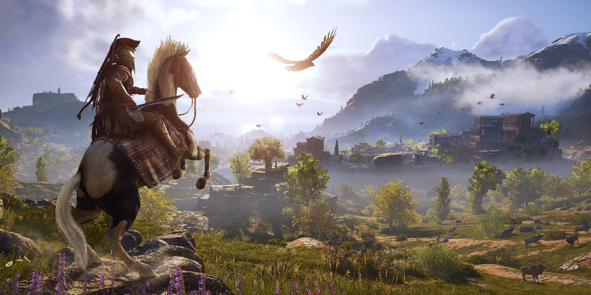 Znalezione obrazy dlazapytania: Assassin's Creed Odyssey