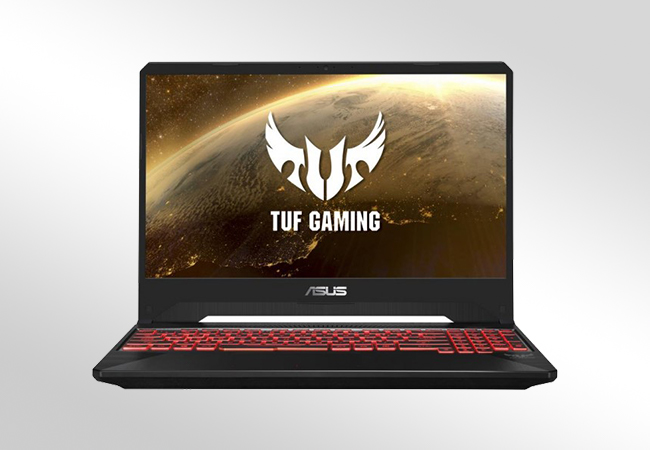 ASUS TUF Gaming FX505 - Front