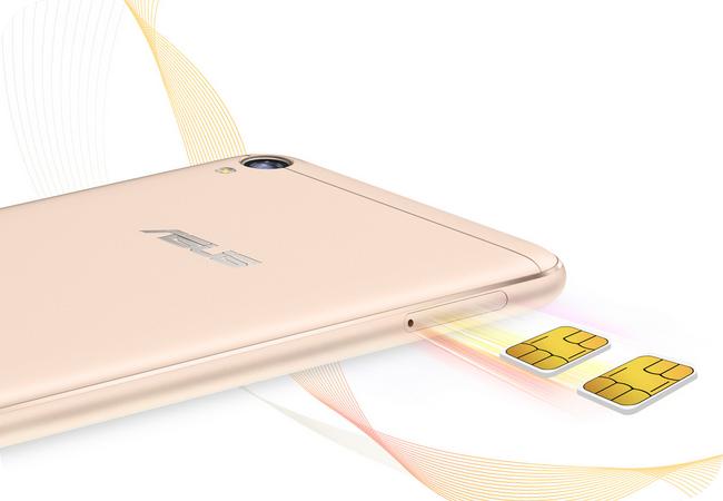 ASUS Zenfone Live (ZB501KL) - obsługa dwóch kart SIM