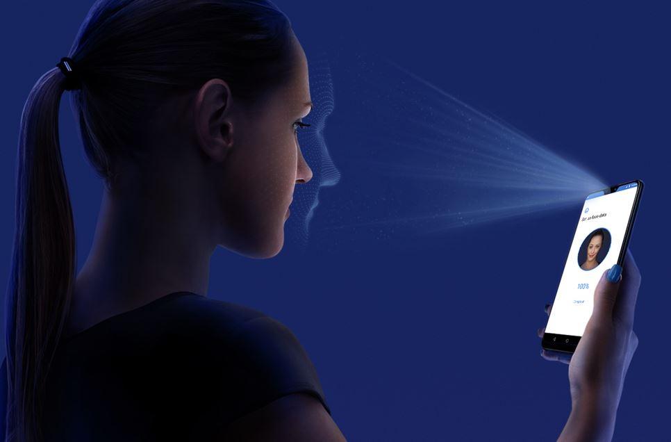 ASUS ZenFone Max Pro M2 - Rozpoznawanie twarzy