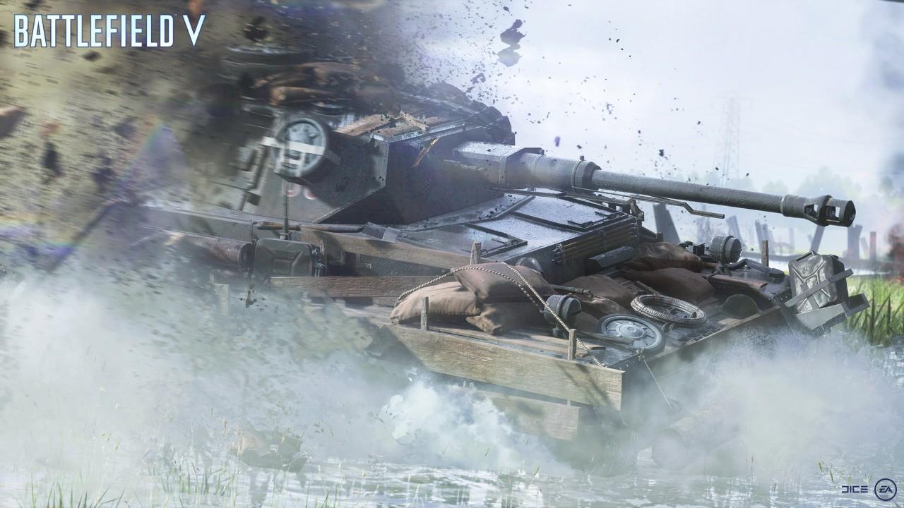 Battlefield V - mechanika gry