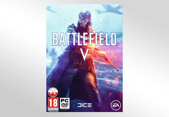 Battlefield V - okładka