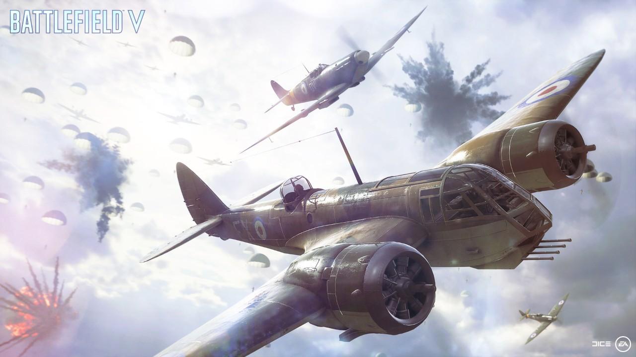 Battlefield V - zrzut ekranu