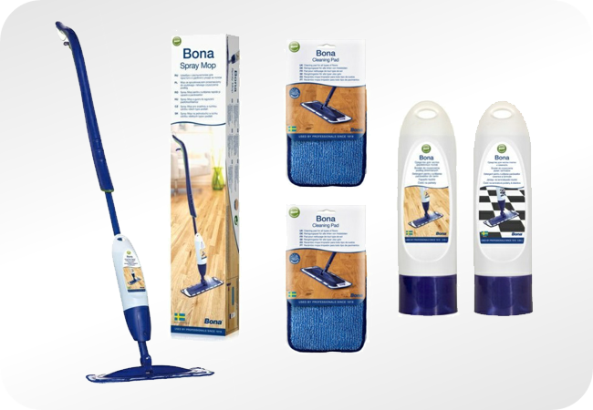 Bona-Spray Mop - набір