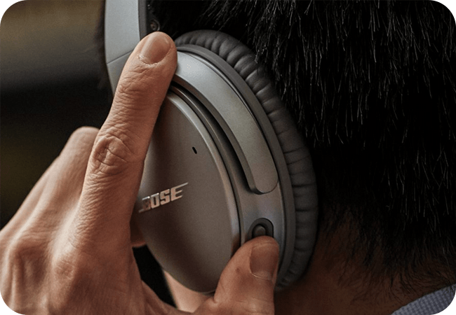 Bose QuietComfort 35 II - Wysoka jakość dźwięku