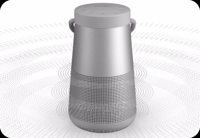 Bose SoundLink Revolve+ Bluetooth - Czyste brzmienie