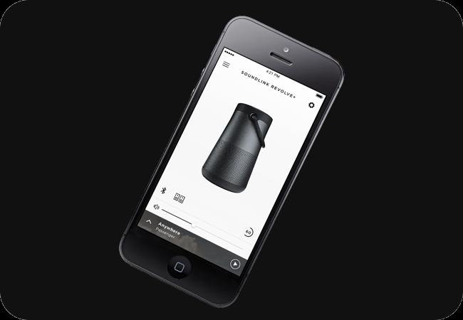 Bose SoundLink Revolve+ Bluetooth - Bose Connect