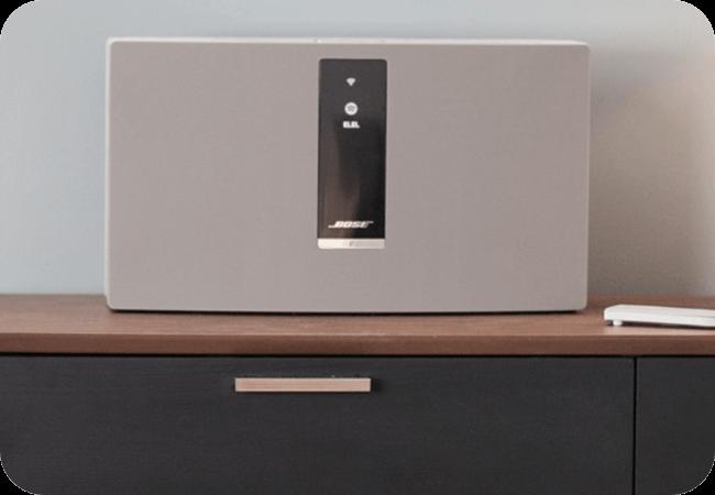 Bose SoundTouch 30 System muzyczny III - Wysoka jakość dźwięku