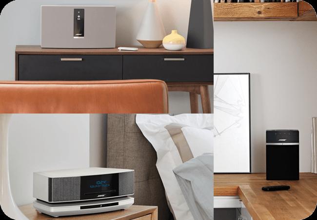 Bose SoundTouch 30 System muzyczny III - Łączenie kilku głośników