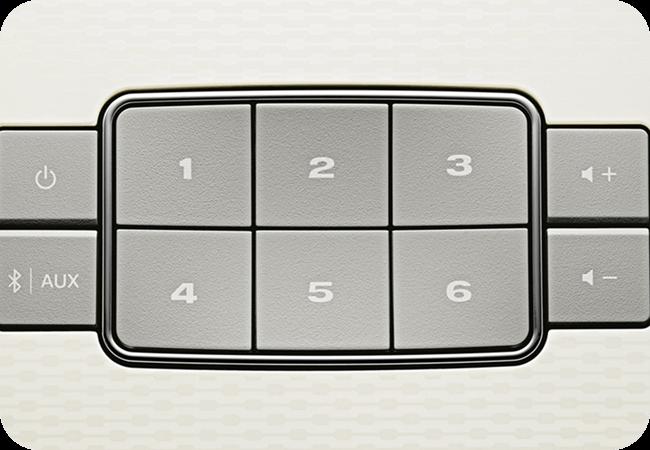 Bose SoundTouch 30 System muzyczny III - Możliwość programowania przycisków
