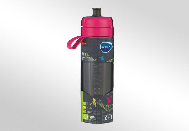 Brita Fill & Go Active - Bez szkodliwego BPA