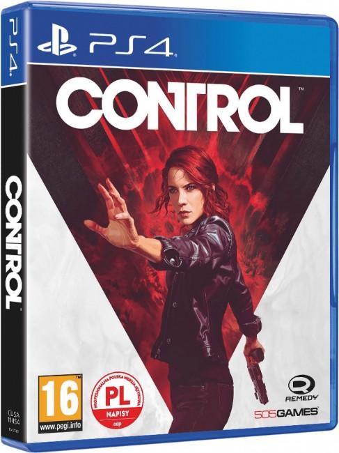 Control - okładka