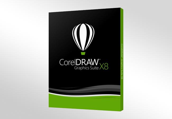 CorelDRAW Graphics Suite 2018 - Front