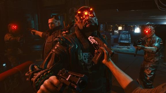 Cyberpunk 2077 - rozgrywka