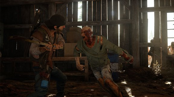 Days Gone - Freaker