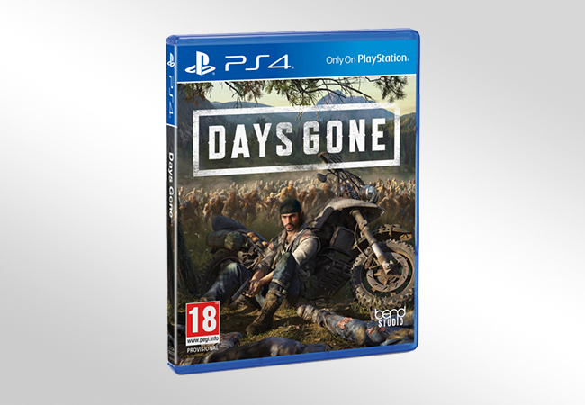Days Gone - okładka