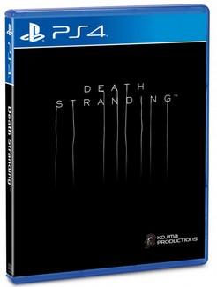 Death Stranding - okładka