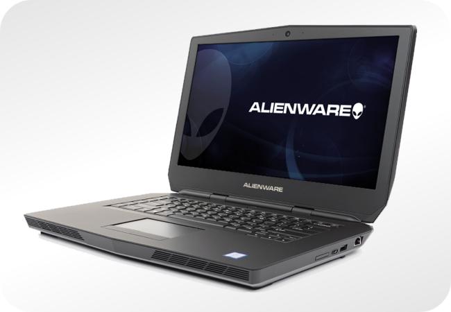 Gamingowy laptop Dell Alienware 15