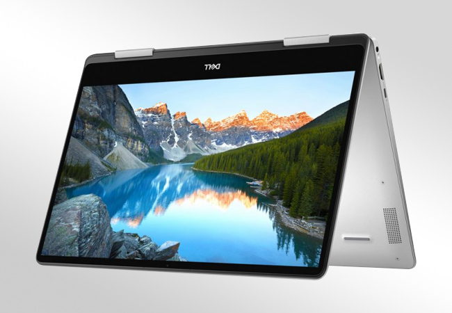 DELL Inspiron 13 7386 - Front