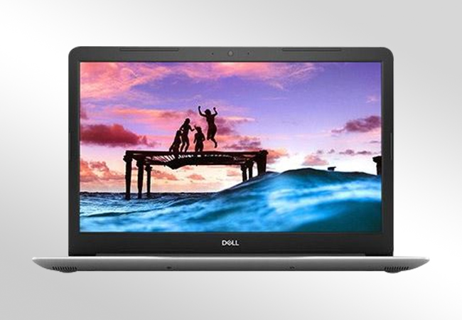 Dell Inspiron 17 3781 - Front