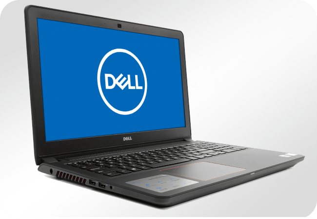 DELL Inspiron 5577 - Front