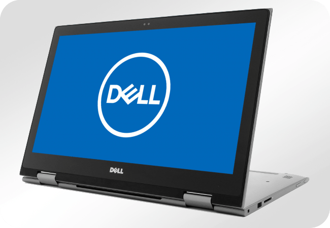 Dell Inspiron 5579 - Front