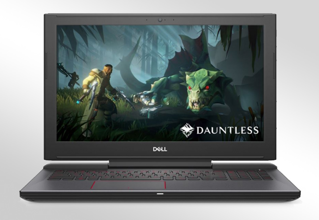 DELL Inspiron G5 5587 - Front