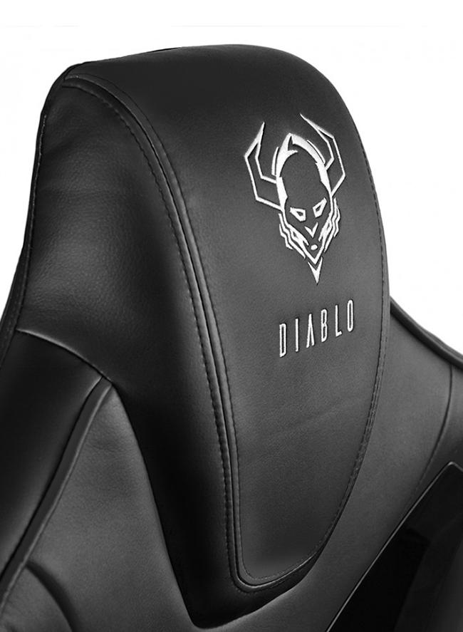 Diablo X-Fighter - Łatwe czyszczenie