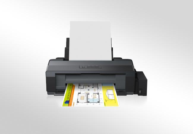 Epson L1300 - якість