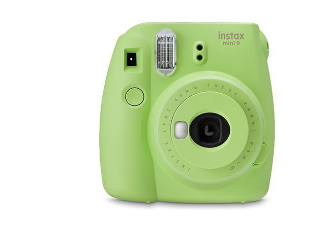 Fujifilm Instax Mini 9 - Regulacja jasności