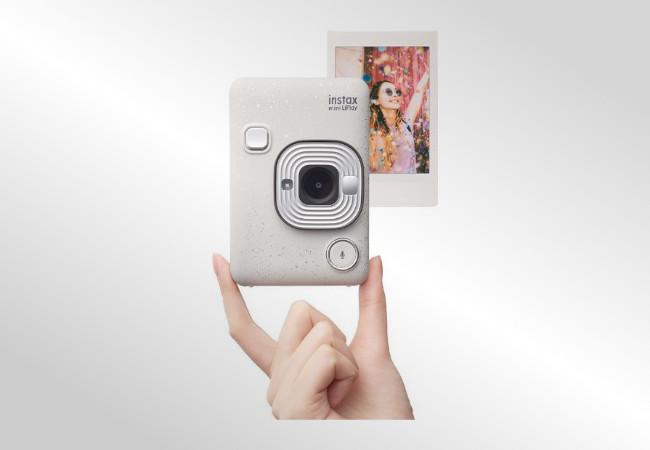 Fujifilm Instax Mini LiPlay EX D - Kompaktowy