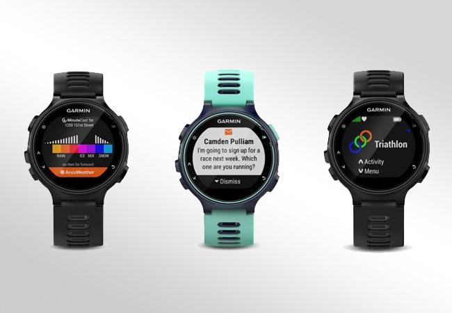 Garmin FR 735XT - Monitoring całą dobę