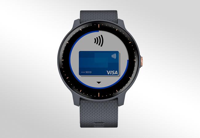 Garmin Vivoactive 3 - Garmin Pay
